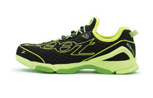 Zoot Men's Ultra TT 6.0 black/safety yellow/green flash